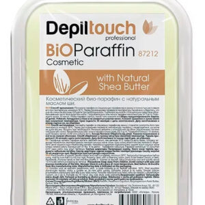Depiltouch BIOParaffin With Natural SHEA Butter - БИО Парафин косметический с маслом ШИ 500мл